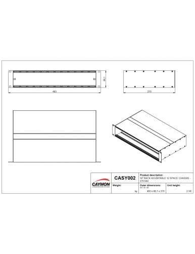 CASY002/B PLAN