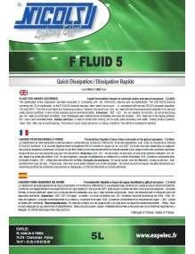 F FLUID 5 NICOLS