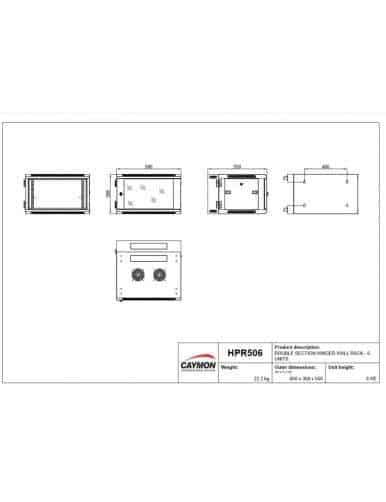 HPR506/B PLAN