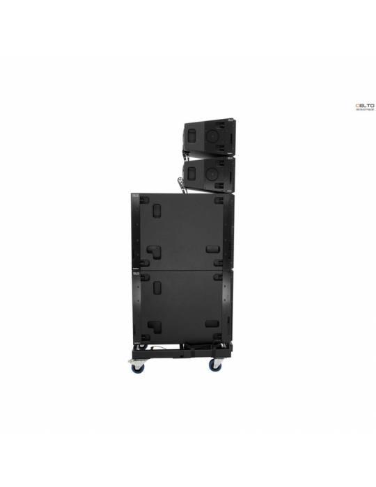 stack Isoray 18S - isoray 10+ side Celto Acoustique