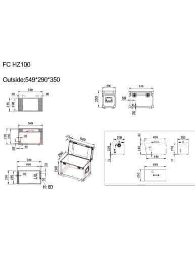 FT FC HZ 100