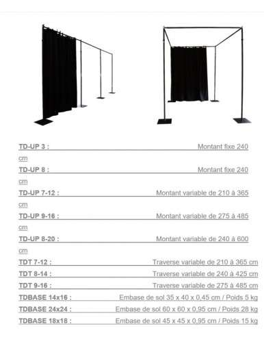 TDBASE 18x18 5