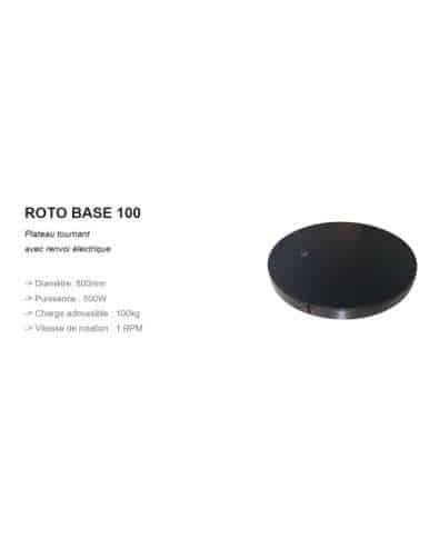 ROTO BASE 100-1