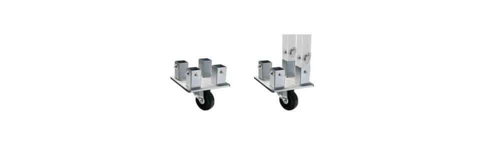 Praticables Accessoires praticables CRO-07 TMU-01 TMU-02