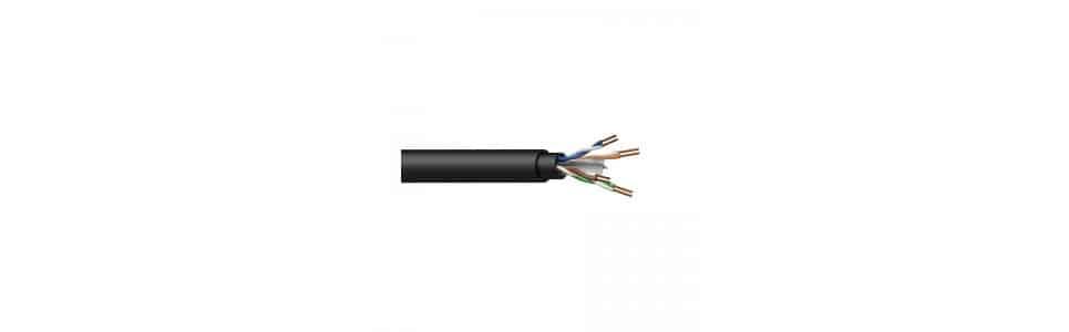 Câbles en tourets Tourets DATA & DMX BCT50U/1 BCT60U/1 BCT60U/3