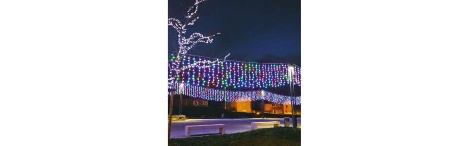 Illuminations et décorations lumineuses