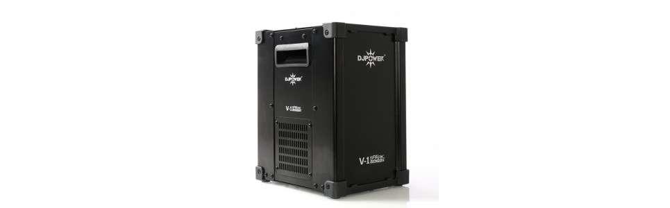 Effets spéciaux Machine à étincelles V-1 PRO-K V-2