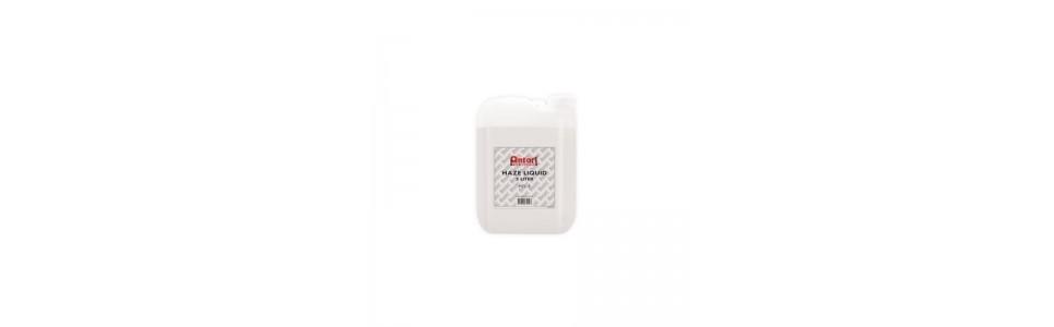 Liquides & consommables pour effets spéciaux liquide à brouillard (Hazer) HZL 5 W HZL HZ FLUID