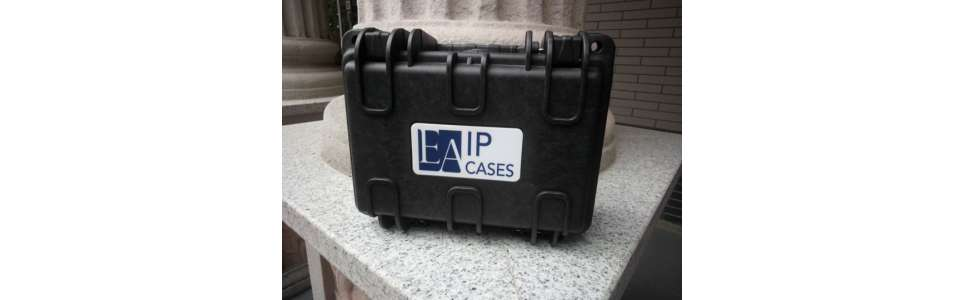 IP CASES, valises de transport étanches