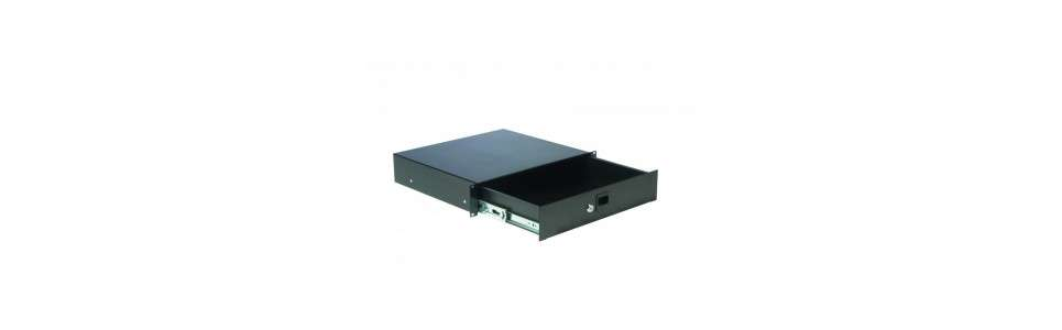 Accessoires flight cases & racks Tiroirs rackables IS110 IS210 IS310