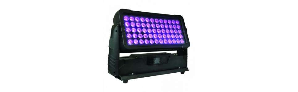 Eclairage de colorisation à LED Colorisation Outdoor (minimum IP 65) IP WASH 600 IP WASH 300 IP WASH 100