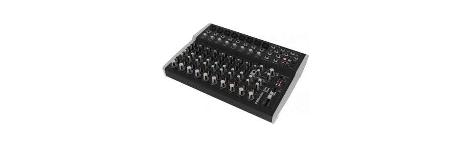 Sonorisation Mixage ZPR 2620v2 ZPR 2820v2 ZPR 3520v2