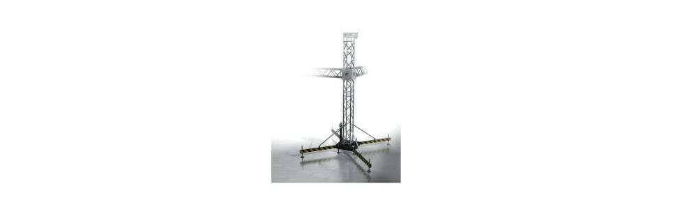 Levage Tower truss TT LO TT HW TMD-543