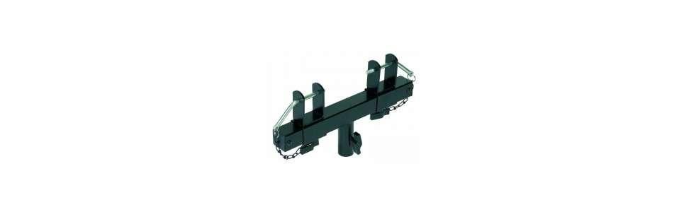 Levage Accessoires pieds de type TOP load (ELC & MTS) TPA / E TPA 02 TPA 03