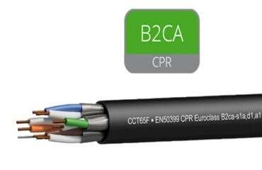 Procab Contractor Series, Les Câbles Compatible Avec La Norme EU CPR
